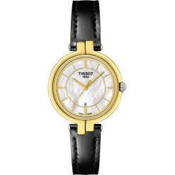 RABAT ZEGAREK TISSOT T - LADY T094.210.26.111.00. Białe zegarki damskie TISSOT, ze stali. W wyprzedaży za 1100,00 zł.