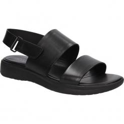SANDAŁY VAGABOND LOLA 4133-201-20. Czarne sandały damskie marki Vagabond. Za 229,99 zł.