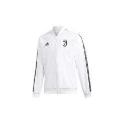 Bluzy dresowe adidas  Bluza reprezentacyjna Juventus Anthem. Białe bluzy dresowe męskie Adidas, l. Za 379,00 zł.