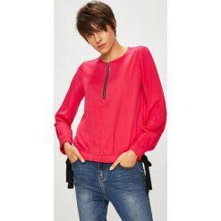 Medicine - Bluzka Royal Purple. Fioletowe bluzki z odkrytymi ramionami marki DOMYOS, l, z bawełny. Za 59,90 zł.