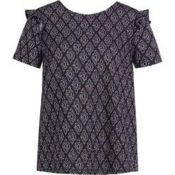 BOSS CASUAL KALOKY Bluzka black. Czarne bralety BOSS Casual, z bawełny, casualowe. W wyprzedaży za 412,30 zł.