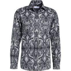 Koszule męskie na spinki: Eton Koszula schwarz