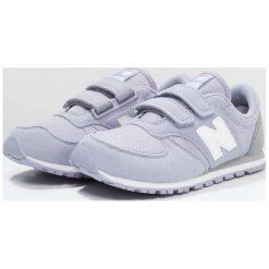 New Balance KE420 Tenisówki i Trampki lilac. Szare trampki chłopięce marki New Balance, na lato, z materiału. Za 249,00 zł.