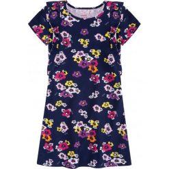 Sukienki dziewczęce z falbanami: Sukienka z falbankami dla dziewczynki 9-13 lat