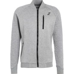 Bejsbolówki męskie: Your Turn Active Bluza rozpinana mottled light grey