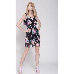 Sukienki: Czarna Sukienka One Day One Love