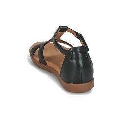 Sandały Clarks  UN REISEL MARA. Czarne sandały damskie Clarks. Za 299,30 zł.