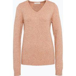 Vila - Sweter damski – Viril, różowy. Czerwone swetry klasyczne damskie Vila, l, z materiału. Za 119,95 zł.