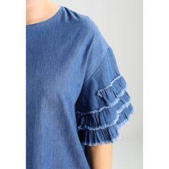 Sukienki hiszpanki: Elvi Sukienka jeansowa blue