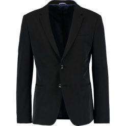 Marynarki męskie: Benetton Marynarka garniturowa black