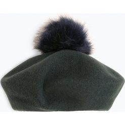 Loevenich - Czapka damska, zielony. Zielone czapki damskie Loevenich. Za 129,95 zł.
