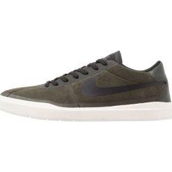Nike SB BRUIN HYPERFEEL Tenisówki i Trampki sequoia/black/sail. Zielone tenisówki męskie Nike SB, z materiału. W wyprzedaży za 252,85 zł.