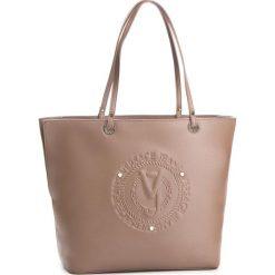 Torebka VERSACE JEANS - E1VSBBX1 70828 148. Brązowe torebki klasyczne damskie Versace Jeans, z jeansu. Za 529,00 zł.