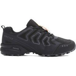 Czarne Buty Sportowe New Beginnings. Czarne buty skate męskie Born2be, z materiału, na sznurówki. Za 109,99 zł.