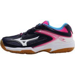 Mizuno LIGHTNING STAR Z3  Obuwie do siatkówki peacoat/white/diva blue. Niebieskie buty do siatkówki damskie marki Mizuno, z gumy. W wyprzedaży za 155,35 zł.