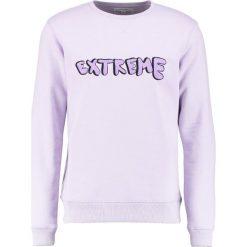 Soulland FORRESST Bluza violet. Fioletowe kardigany męskie marki Soulland, m, z bawełny. W wyprzedaży za 381,75 zł.
