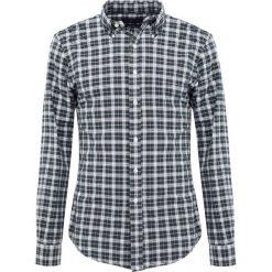 Polo Ralph Lauren OXFORD Koszula hunter green. Szare koszule męskie marki Polo Ralph Lauren, l, z bawełny, button down, z długim rękawem. Za 509,00 zł.