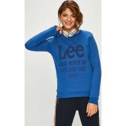 Lee - Bluza. Szare bluzy damskie Lee, l. Za 219,90 zł.