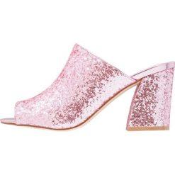 Chodaki damskie: Shellys London DOROTHY  Klapki pink glitter