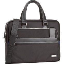 Torba na laptopa WITTCHEN - 85-3U-202-17 Czarny. Czarne plecaki męskie marki Wittchen. W wyprzedaży za 359,00 zł.
