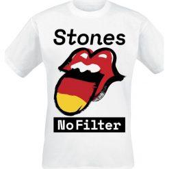 T-shirty męskie: The Rolling Stones No Filter Germany T-Shirt biały