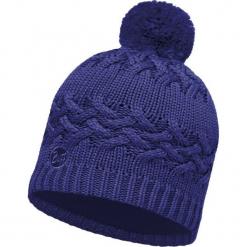 Czapka damska Knitted&Polar Savva granatowa (BH111005.716.10.00). Niebieskie czapki zimowe damskie Buff, z polaru. Za 131,41 zł.