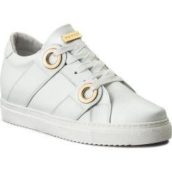 Sneakersy EVA MINGE - Oleiros 3K 18BD1372375ES 102. Białe sneakersy damskie Eva Minge, ze skóry. W wyprzedaży za 249,00 zł.