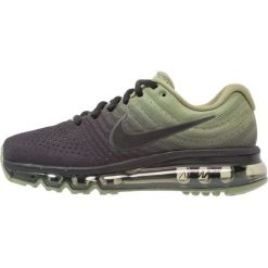 Buty do biegania damskie: Nike Performance AIR MAX 2017 Obuwie do biegania treningowe black/palm green
