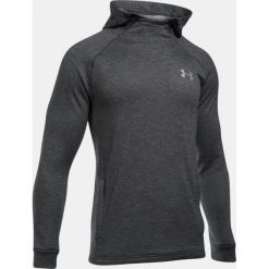 Bluzy męskie: Under Armour Bluza męska Tech™ Terry Fitted Hoodie szara r. S (1295919-090)