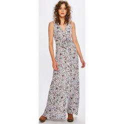 Answear - Sukienka Boho Bandit. Szare sukienki boho marki ANSWEAR, na co dzień, s, z tkaniny, mini, proste. W wyprzedaży za 79,90 zł.