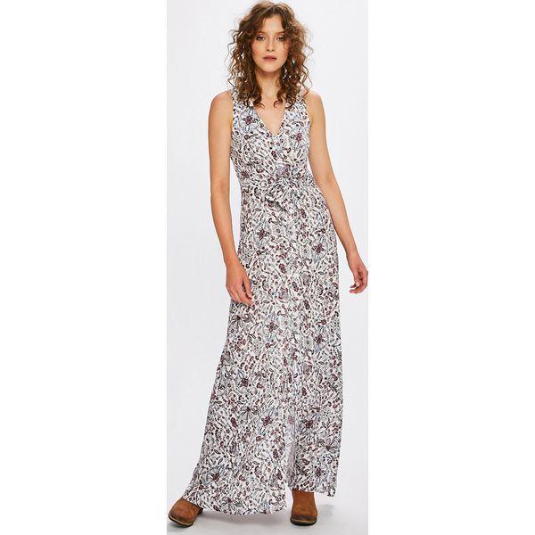 ff5fc032e4532a Answear - Sukienka Boho Bandit - Szare sukienki damskie ANSWEAR, na ...