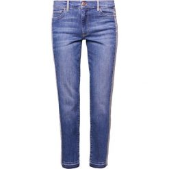 Boyfriendy damskie: BOSS CASUAL LEXINGTON Jeansy Relaxed Fit bright blue