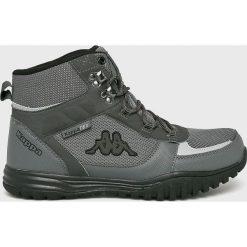Kappa - Buty Mountain Tex. Brązowe buty trekkingowe męskie Kappa, z materiału, outdoorowe. Za 239,90 zł.