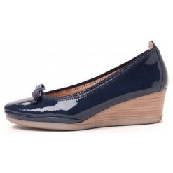 Buty ślubne damskie: Hispanitas Czółenka Damskie 37 Niebieski