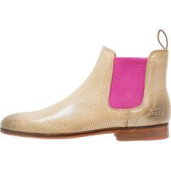 Botki damskie lity: Melvin & Hamilton SUSAN Ankle boot nude
