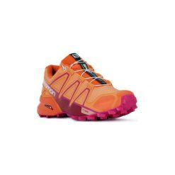 Buty do biegania Salomon  SPEEDCROSS 4 W. Brązowe buty do biegania damskie Salomon, salomon speedcross. Za 517,62 zł.