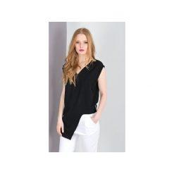 Bluzki damskie: Bluzka asymetryczna CARMEN