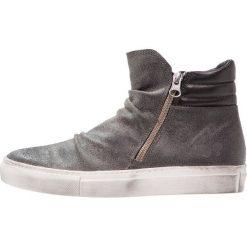 Felmini FAME Ankle boot zenia/asfalto/black. Szare botki damskie na zamek Felmini, z materiału. Za 509,00 zł.