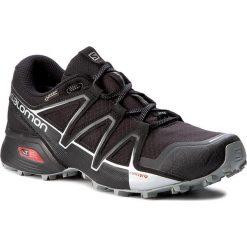 Buty SALOMON - Speedcross Vario 2 Gtx GORE-TEX 398468 29 V0 Phantom/Black/Monument. Czarne buty do biegania męskie marki Camper, z gore-texu, gore-tex. W wyprzedaży za 429,00 zł.