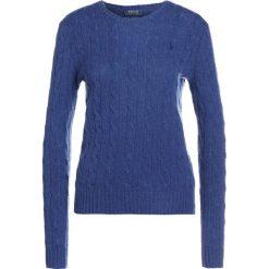 Swetry klasyczne damskie: Polo Ralph Lauren JULIANNA Sweter shale blue heather