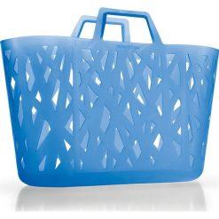 Torba Nestbasket Aqua Blue. Niebieskie torby plażowe marki Reisenthel. Za 69,00 zł.