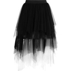 Spódniczki trapezowe: OVS SKMATT Spódnica trapezowa black/white