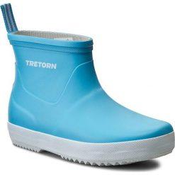 Buty zimowe damskie: Kalosze TRETORN - Wings Low 473168 Lt. Blue 81