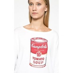 Bluzki asymetryczne: Andy Warhol by Pepe Jeans - Bluzka