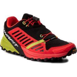 Buty DYNAFIT - Alpine Pro W 64029 Black/Lime Punch 0937. Czerwone buty do biegania damskie marki Dynafit, z materiału. W wyprzedaży za 509,00 zł.