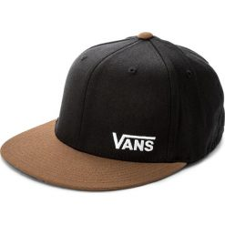 Czapka VANS - Splitz VN000CFK770 Black-Toffee 068. Czarne czapki damskie Vans, z elastanu. Za 109,00 zł.