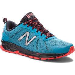 Buty sportowe męskie: Buty NEW BALANCE - MT590LV4 Niebieski