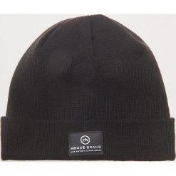 Czapka - Czarny. Czarne czapki zimowe męskie House. Za 29,99 zł.