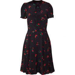 Polo Ralph Lauren Sukienka letnia cherry print. Czarne sukienki letnie marki Polo Ralph Lauren, polo. Za 1049,00 zł.