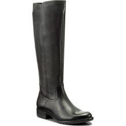 Buty zimowe damskie: Oficerki TAMARIS – 1-25577-39 Black 001